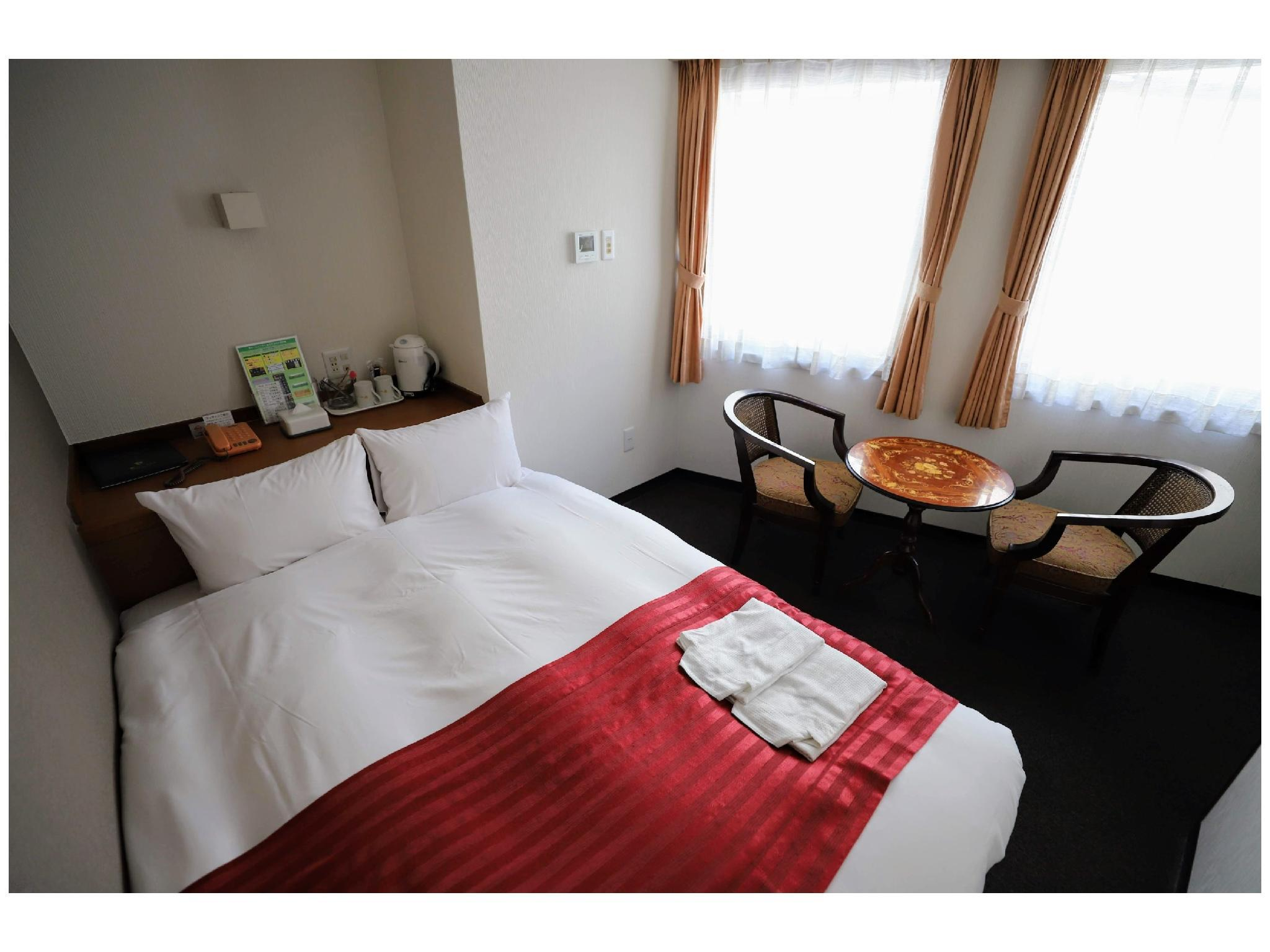 双人房 (Double Room - Main Building)