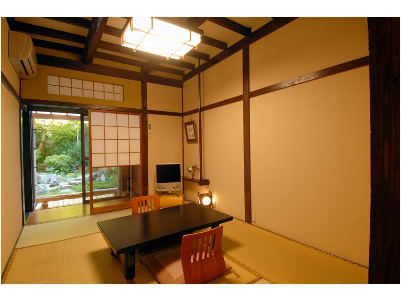 다다미 객실(IGA/노천탕) (Japanese-style Room with Open-air Bath (Iga Type))