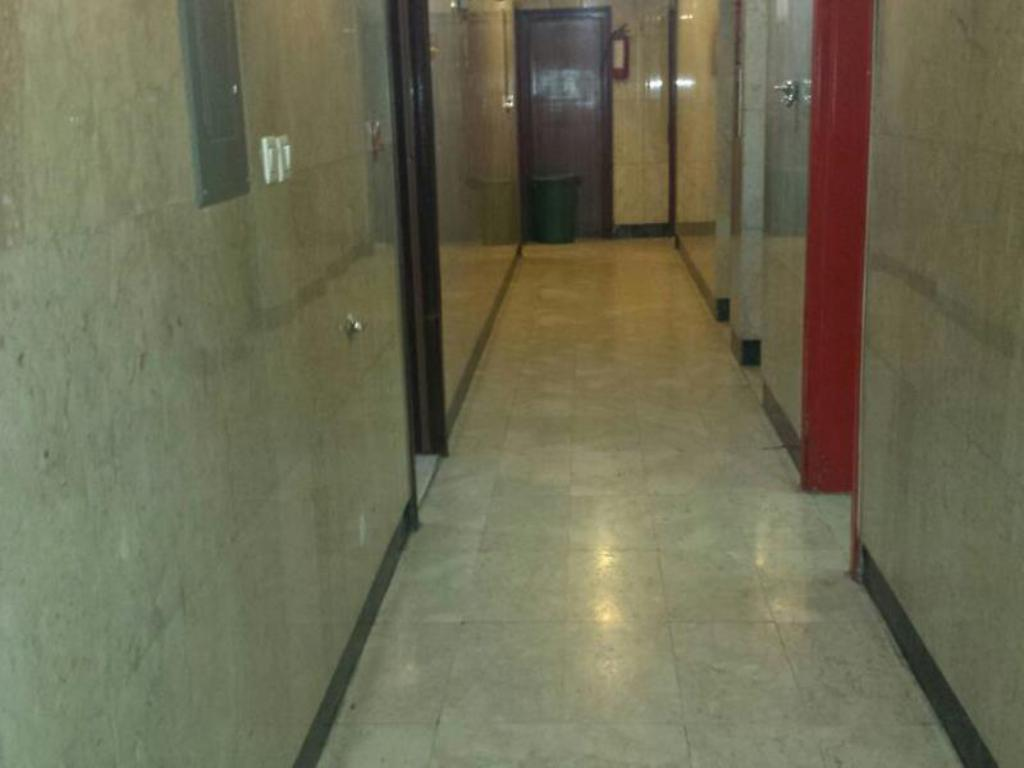 Hotellet indefra Nawarat Shams 1