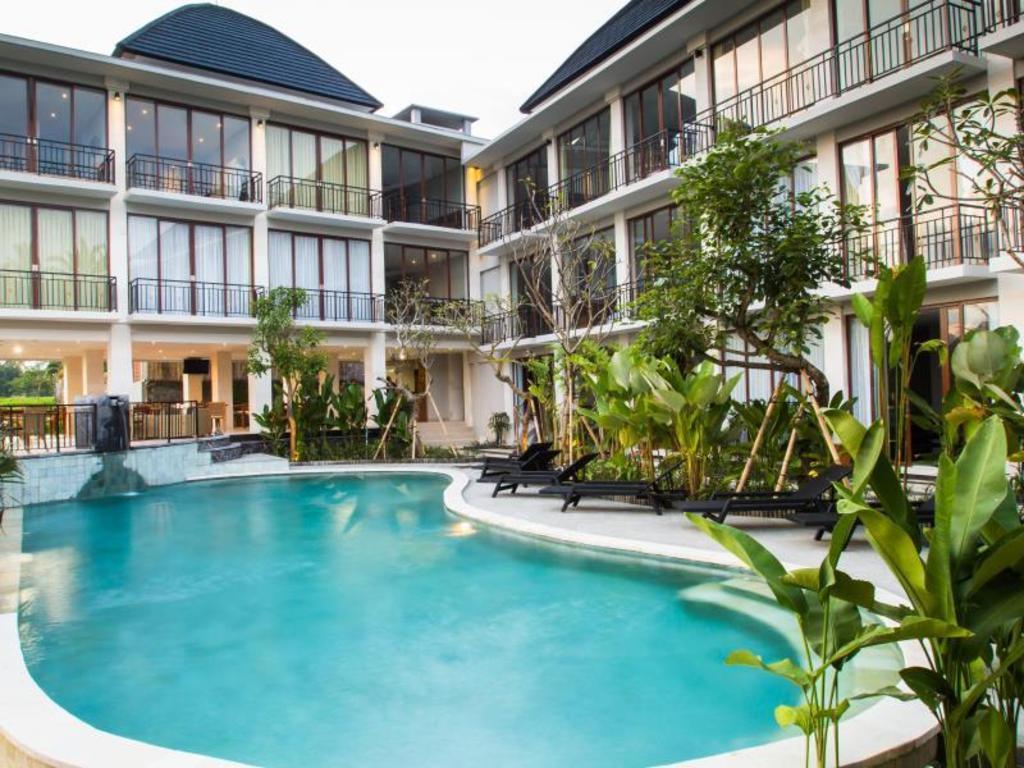 Best price on bakung ubud resort and villas in bali reviews for Garden pool villa ubud village resort
