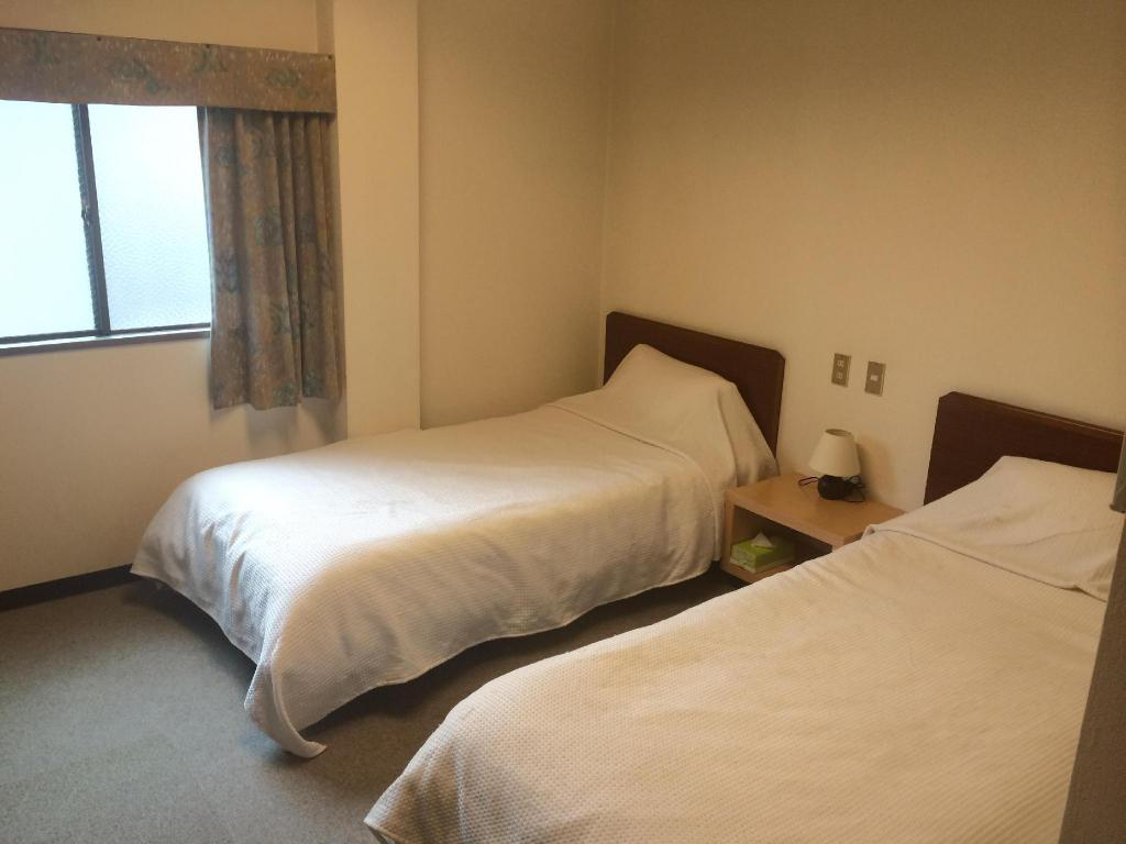 Twin Room Business Hotel Moji