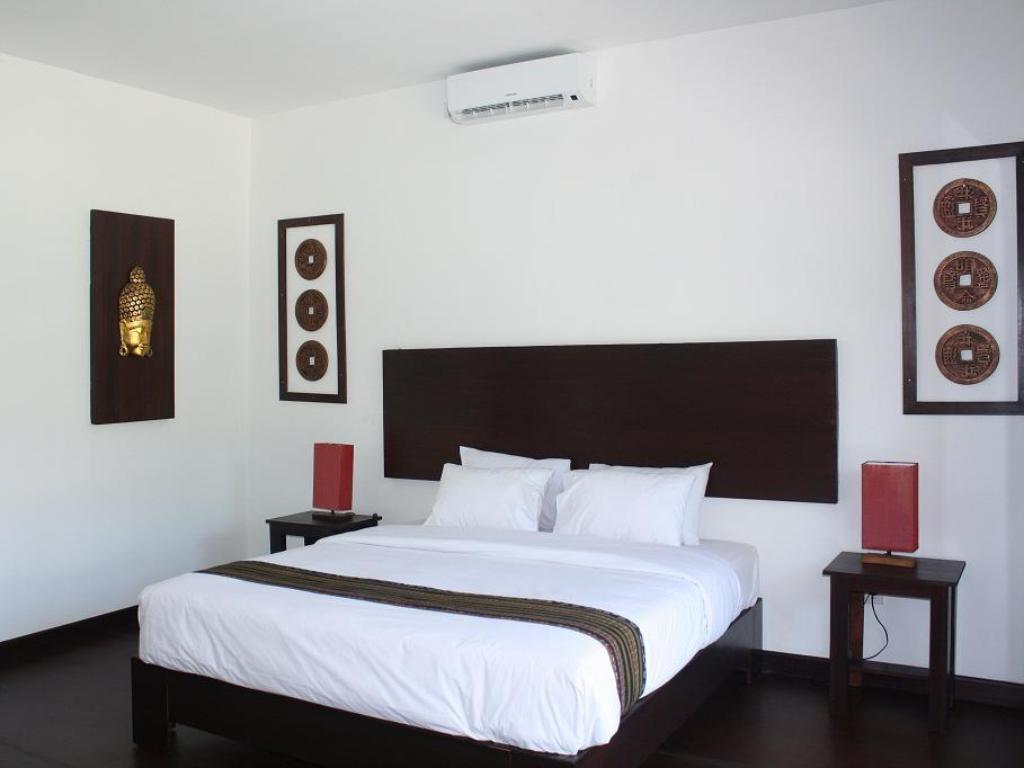 Deluxe Double or Twin D Mell Bali Villa