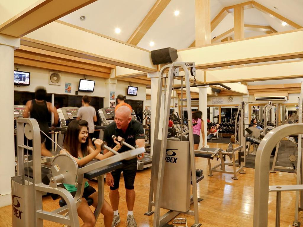 Fitness center The Yorkshire Hotel