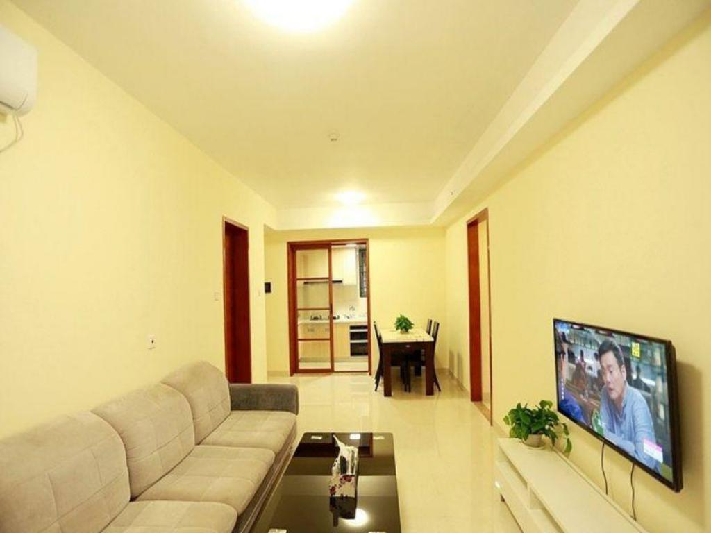 1 Schlafzimmer She He Apartment Nanshan Central Branch