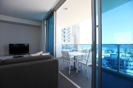 2 Bedroom Ocean View Apartment Gold Coast Private Apartments