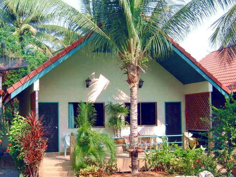 Bungalow (pour 2 adultes seulement) (Palm Bungalow(for 2 Adults only))