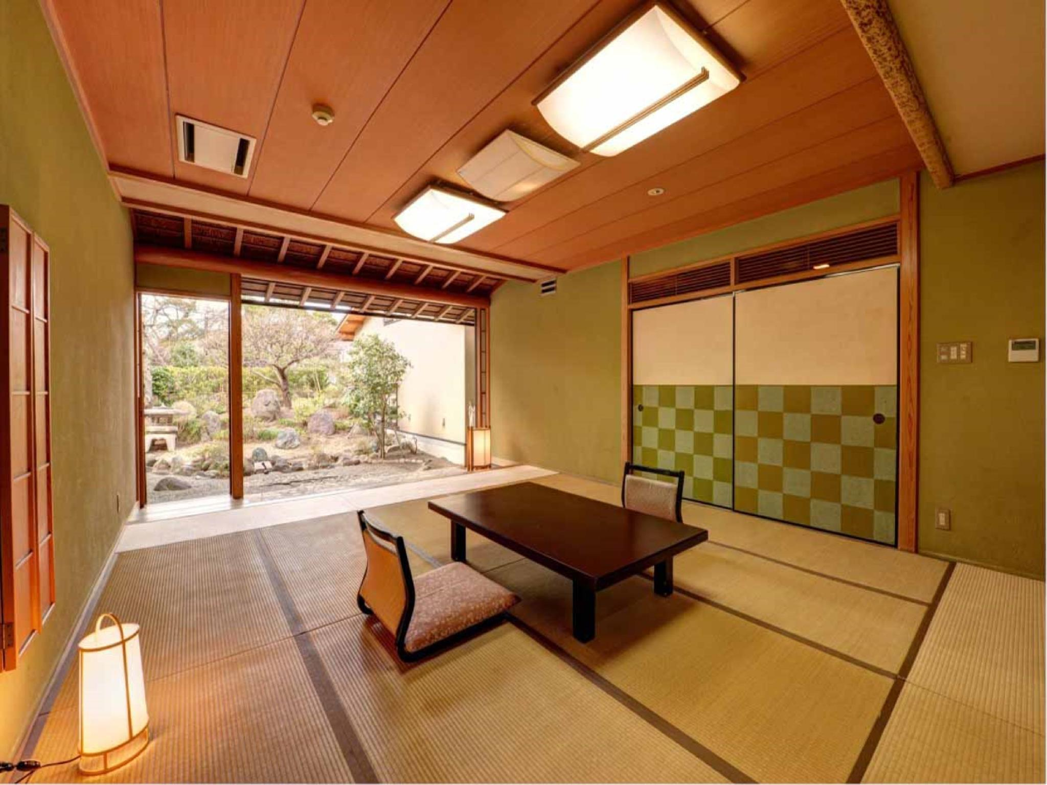 Special Japanese-style Room with Garden
