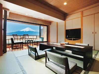Japanese-style Room with Hot Spring Foot Bath