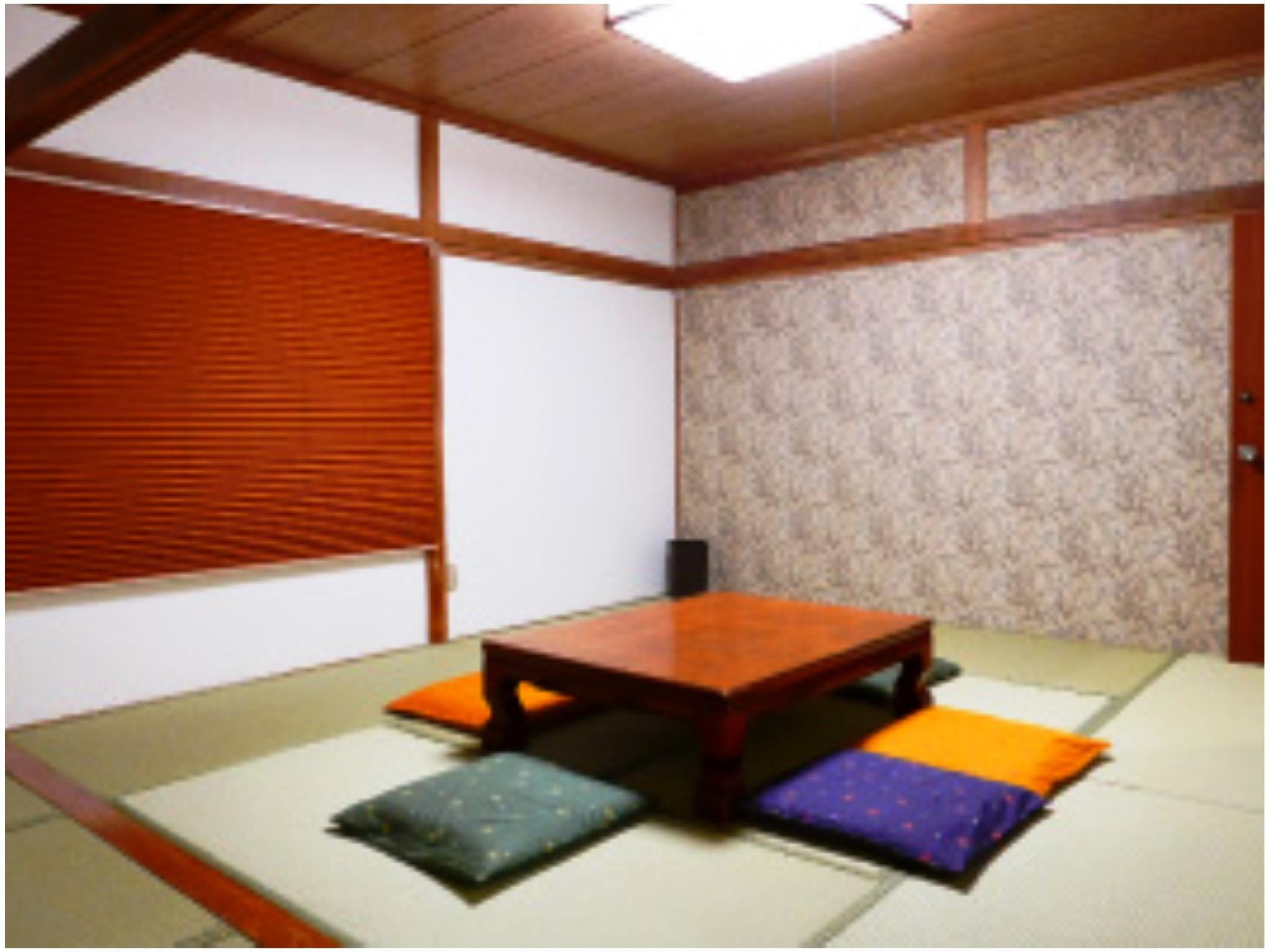 디럭스 다다미 객실 (Japanese-style Room with Hiroen Space & Veranda)