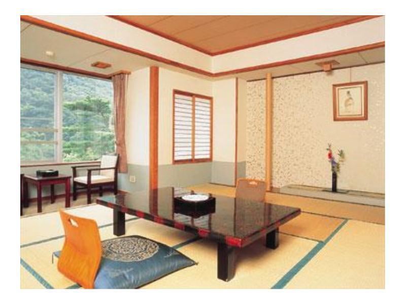 西本馆 标准和式房 (Standard Japanese-style Room (West Main Building))