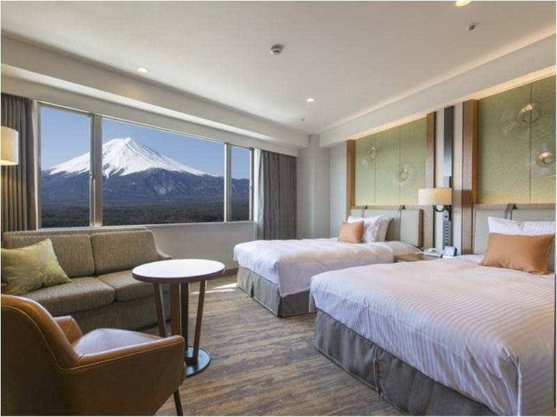 Deluxe Twin Room (Executive Floor)