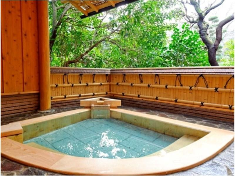Special Japanese-style Room with Open-air Bath