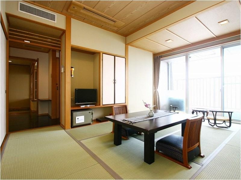 Japanese-style Room with Japanese-style Bedroom (Type B)