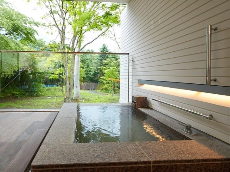 Twin Room with Open-air Hot Spring Bath
