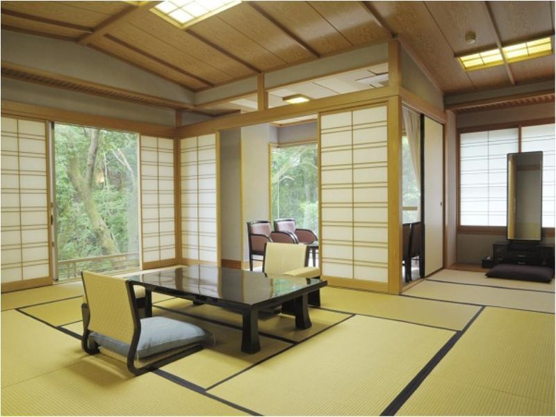 Special Japanese-style Room (Kawasegien Annex)