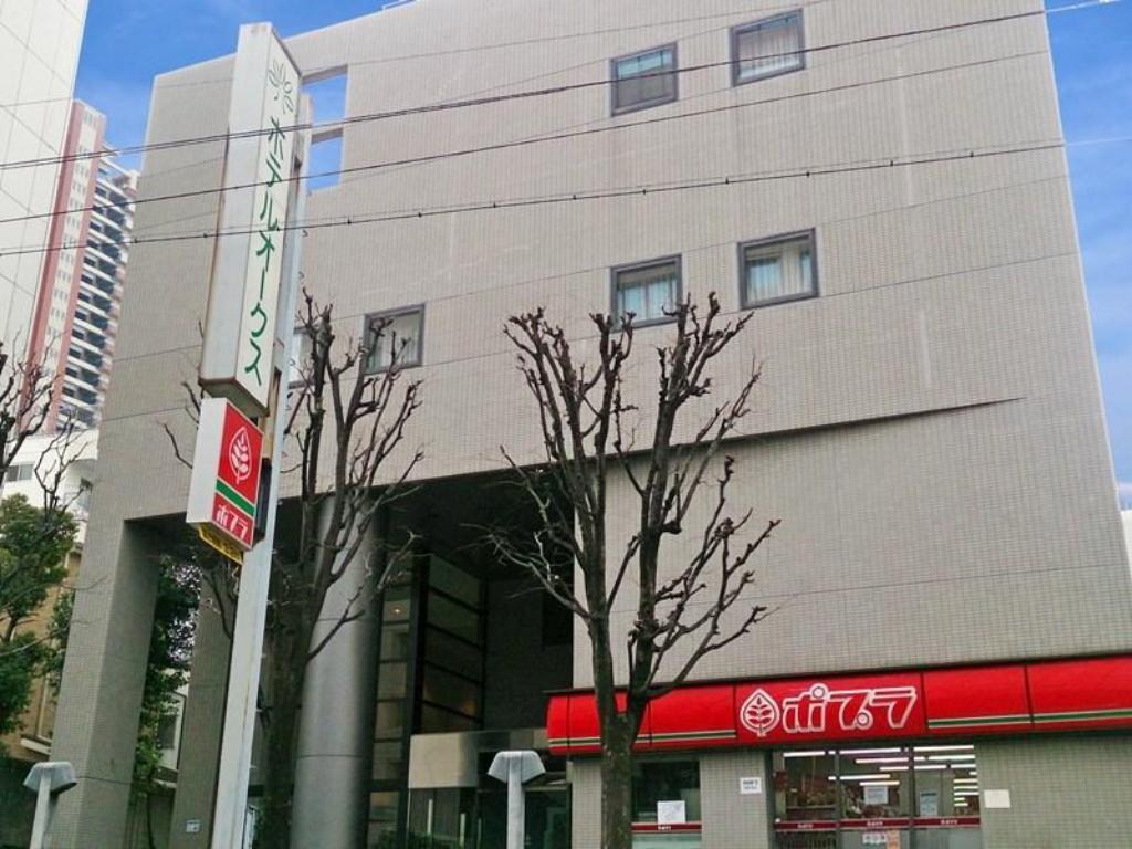 Exterior view Hotel Oaks Early-Bird Osaka Morinomiya