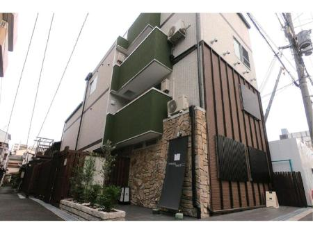 TERRACE+HOUSE 谷町 (TERRACE+HOUSE Tanimachi)