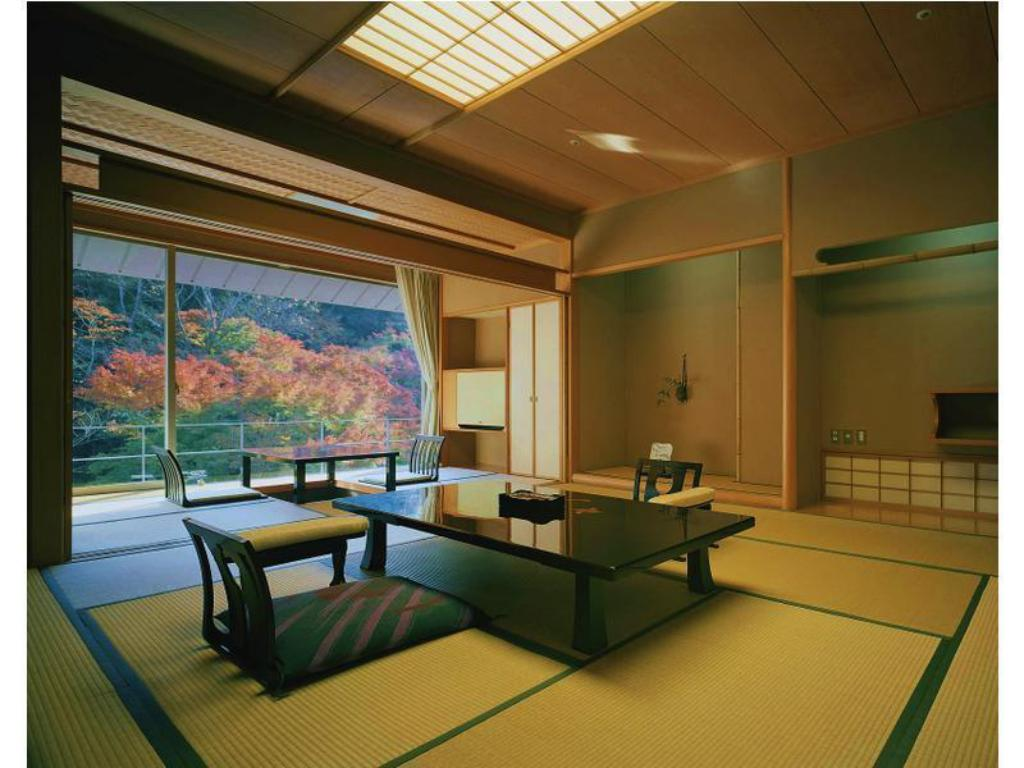 Garden View Japanese Style Room - Guestroom Sora Togetsusou Kinryu