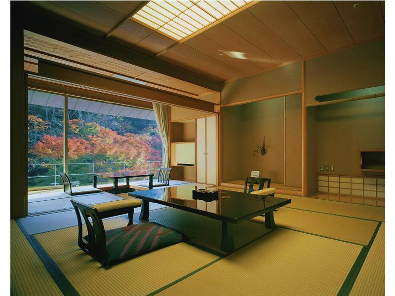 Garden View Japanese Style Room
