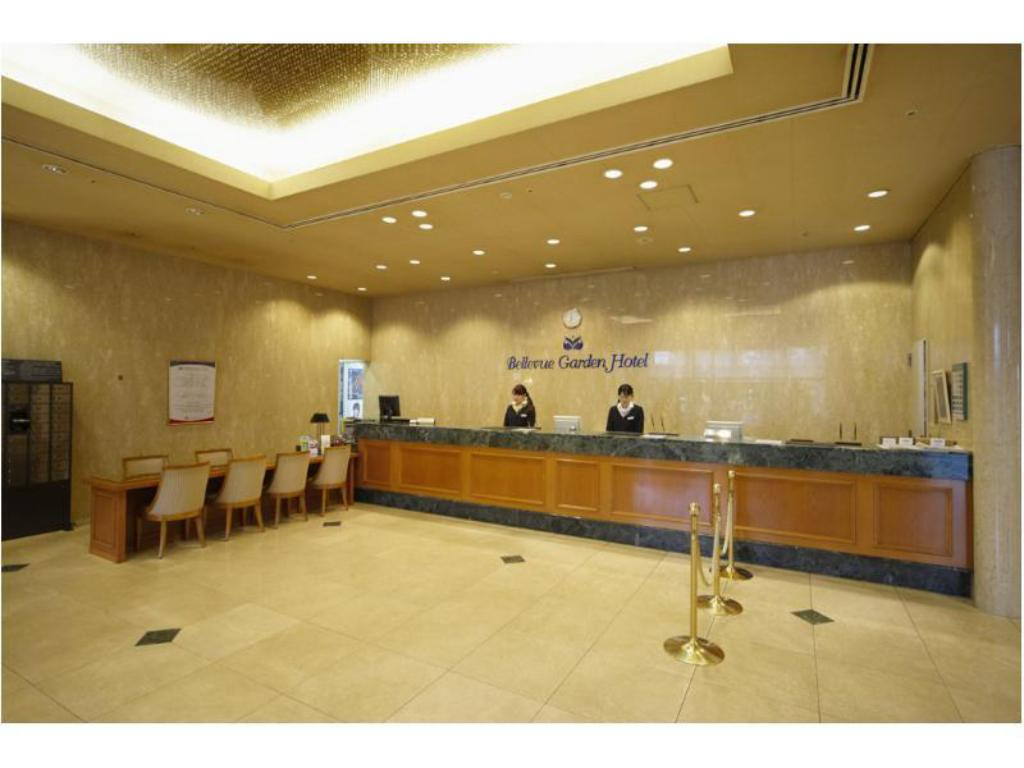 大堂 关西机场Bellevue花园酒店(原:关西机场华美达酒店) (Bellevue Garden Hotel Kansai International Airport (Formerly: Ramada Osaka Kansai Airport))