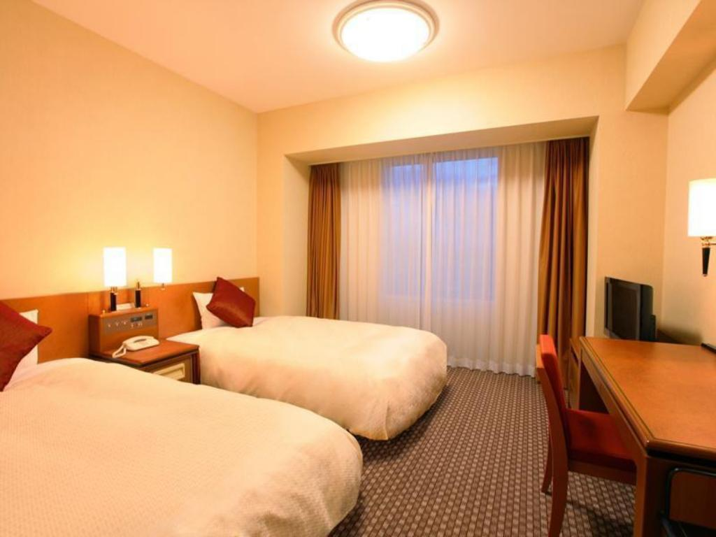 Standard Room - Twin - Guestroom Star Gate Hotel Kansai Airport