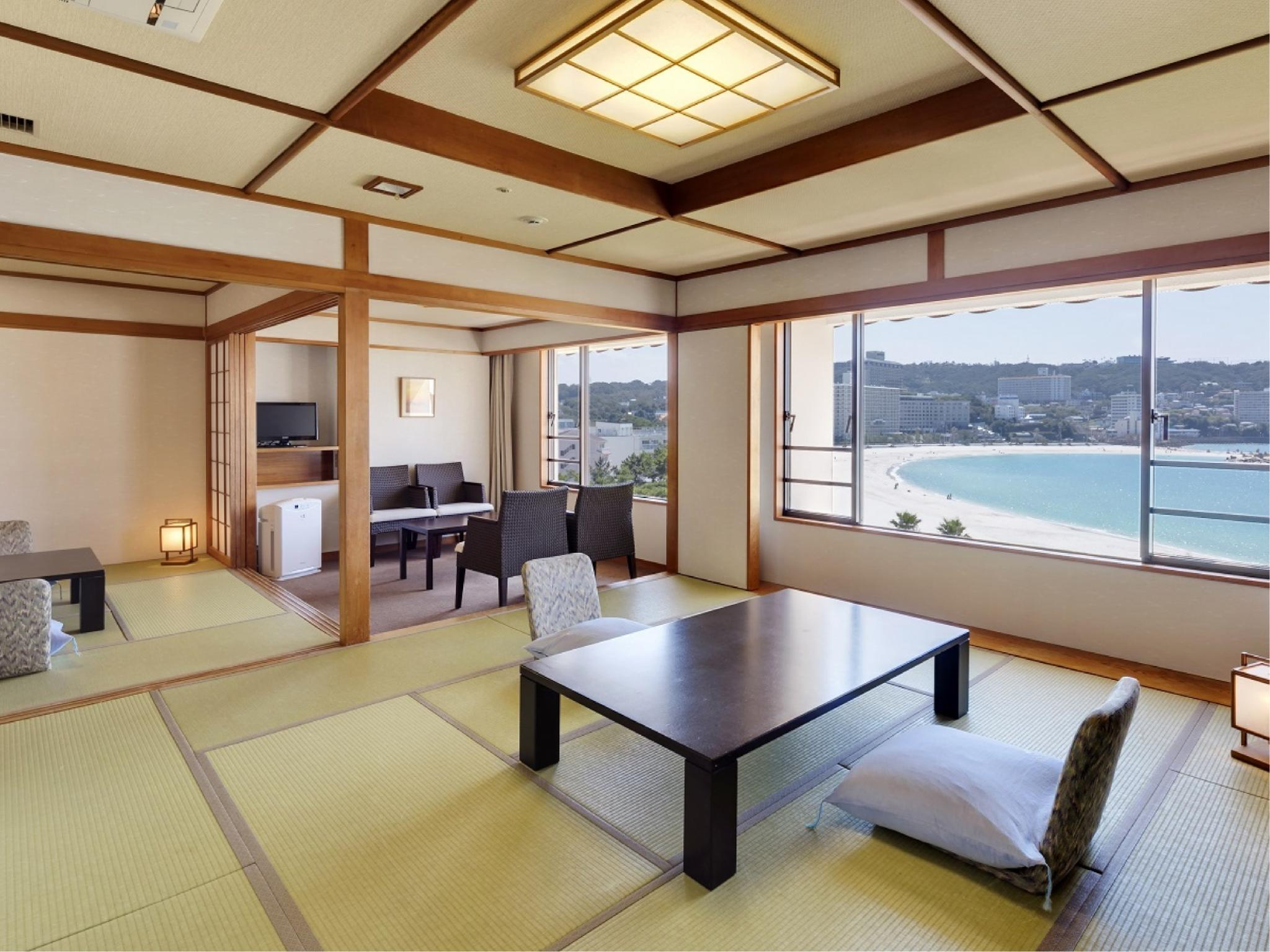 皇家楼层 和式房+宽走廊 (Japanese-style Room with Hiroen Space (Royal Floor))