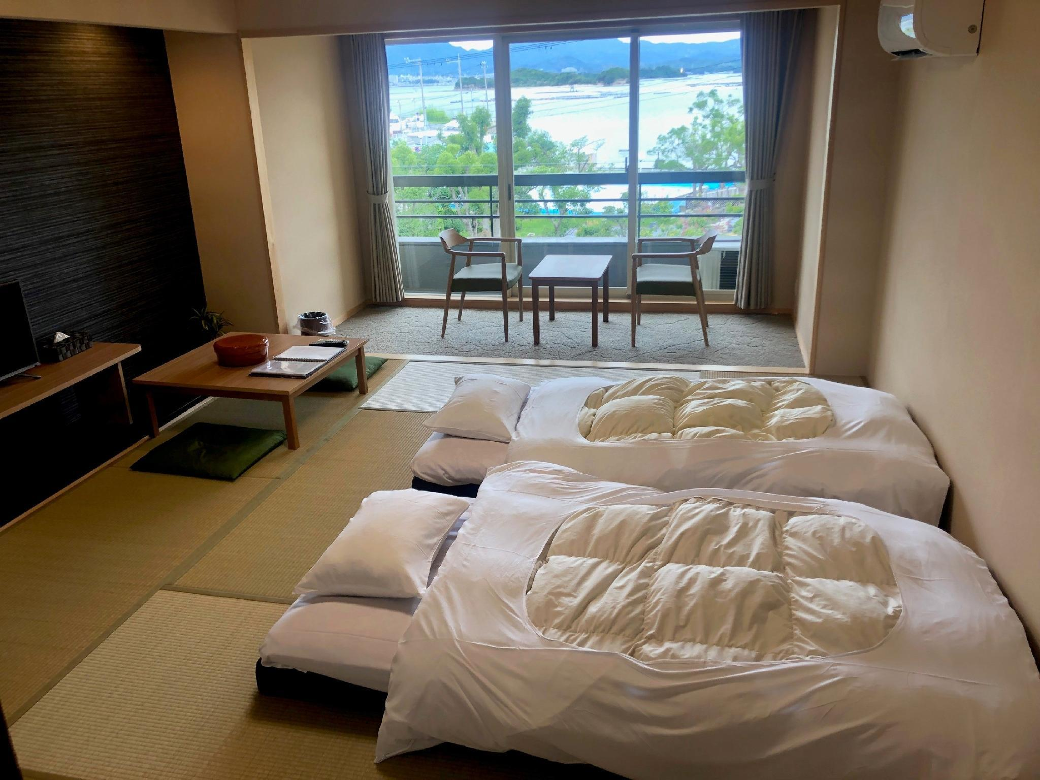 Upgraded Japanese-style Room