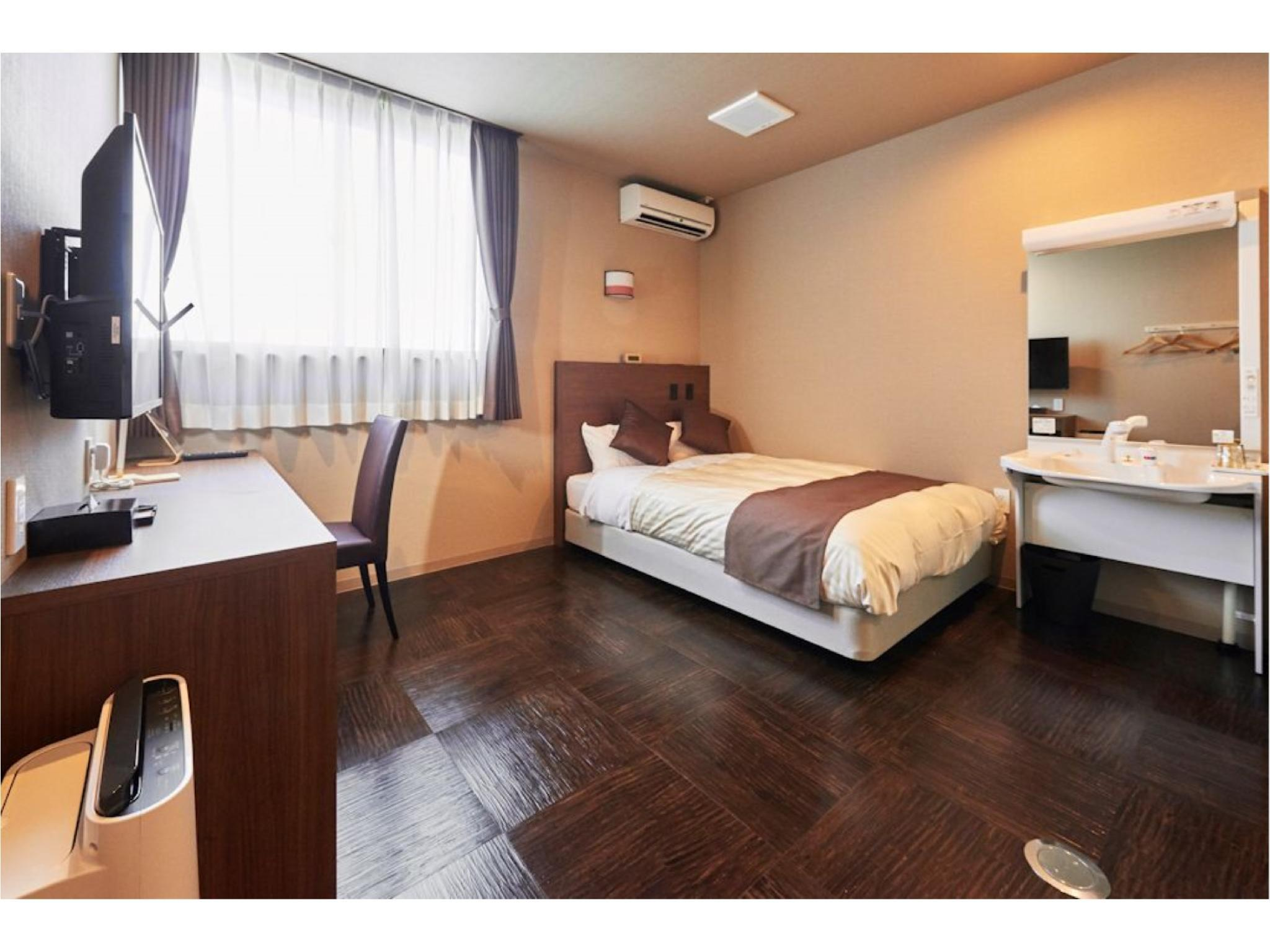 Double Room (Barrier Free)