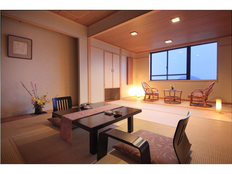 最上階和室 禁煙  (Japanese-style Room (Top Floor))