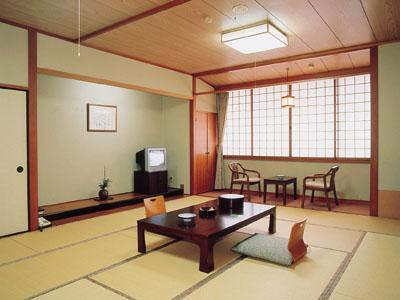 다다미 객실(동관) (Japanese-style Room (East Wing))