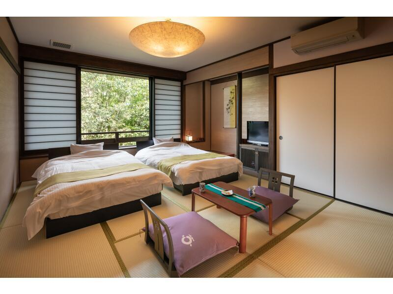 和室(和室ベッド) (Shefs Japanese-style Room with Bed/s)