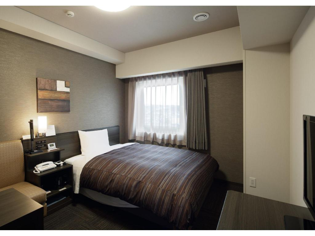 Single Room - Guestroom Hotel Route Inn Ube