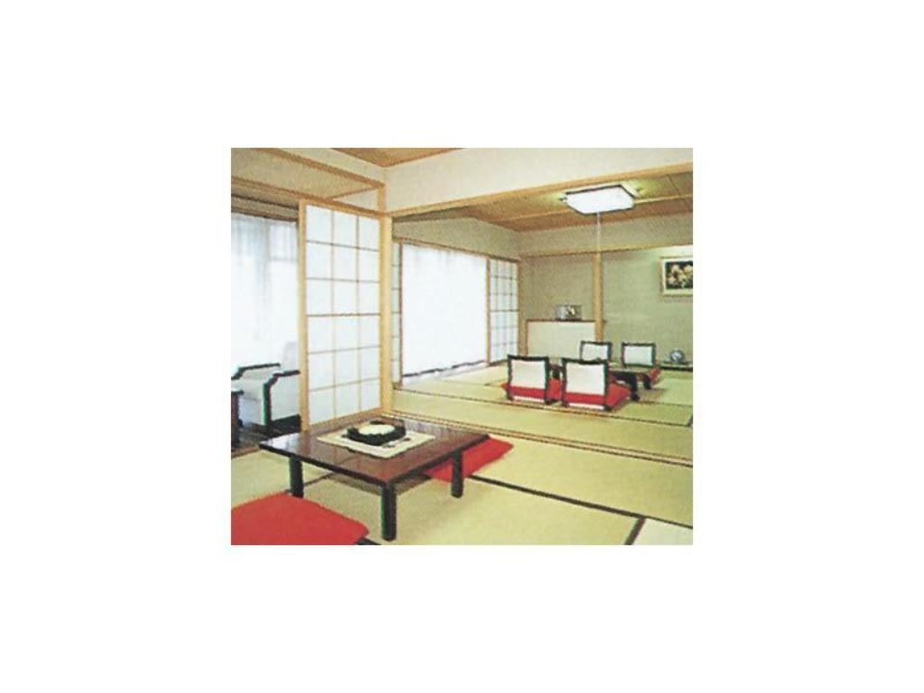 Japanese-style Room (Type AA, Main Building) - Guestroom