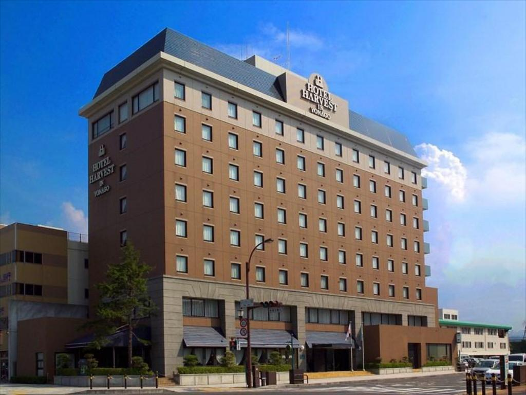 米子豐收酒店 (Hotel Harvest In Yonago)