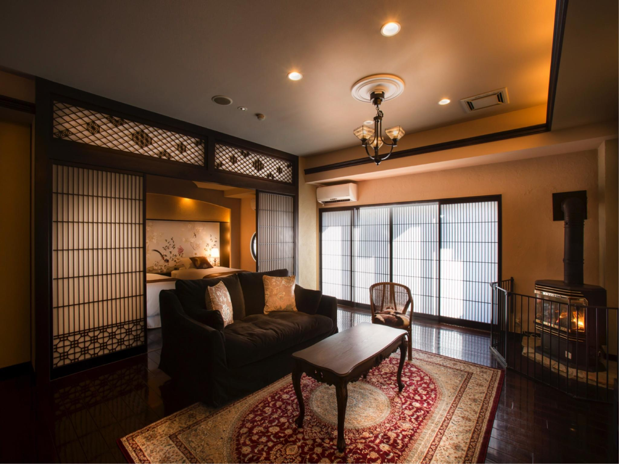 蓼科俱樂部 標準房+床 (Tateshina Club Standard Room with Bed(s))