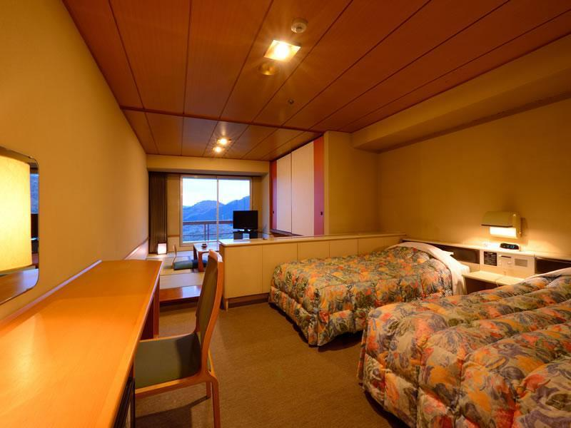 Japanese/Western-style Room (Japanese/Western-style Room (2 Beds, Type A))