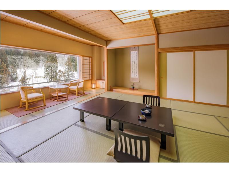 和式房 (2020年4月1日起禁菸) (Japanese-style Room (*Non-smoking from 2020/4/1))