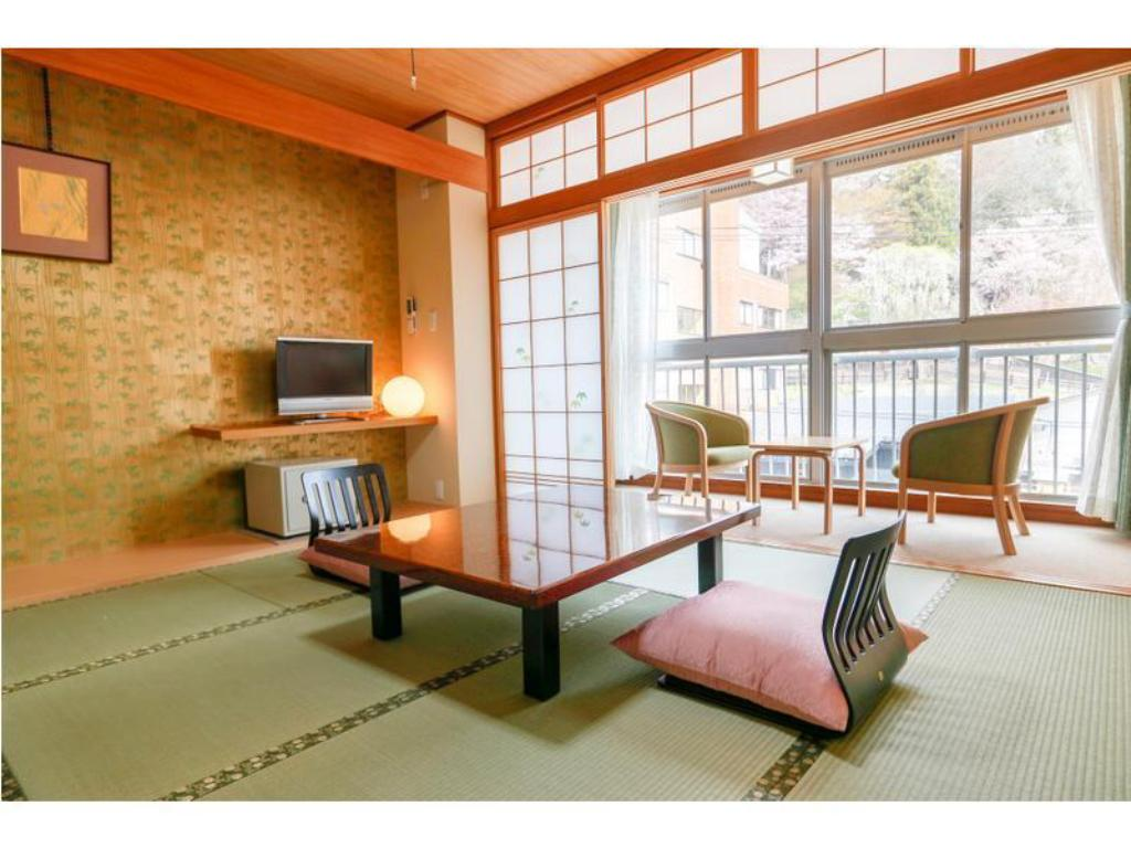 Japanese Style Room - Guestroom Tansen Hotel