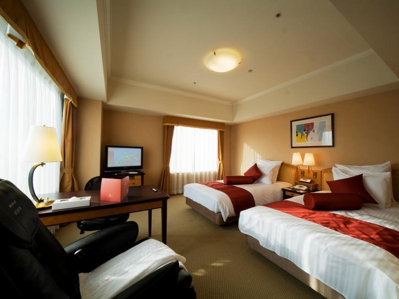 ツイン (Deluxe Twin Room (Premier Floor))