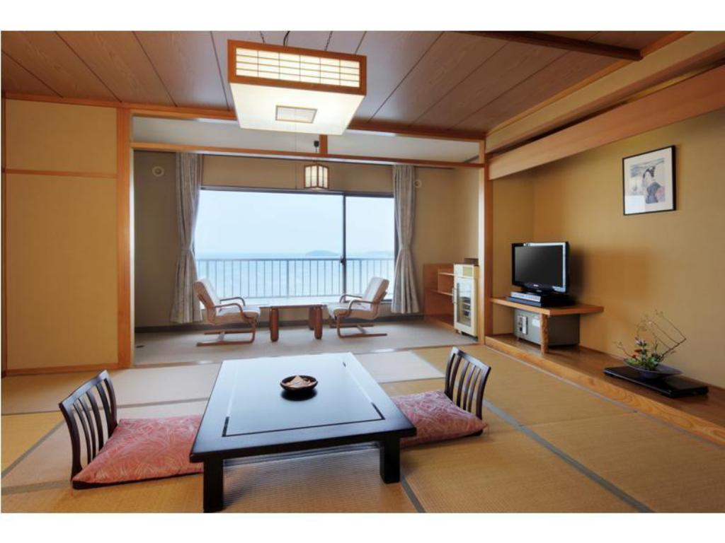 Japanese-style Room (South Wing)  (*Non-smoking from 2020/12/8) - Guestroom Minami Sanriku Hotel Kanyo