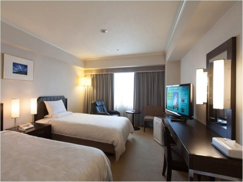 Executive Twin Room with Massage Chair