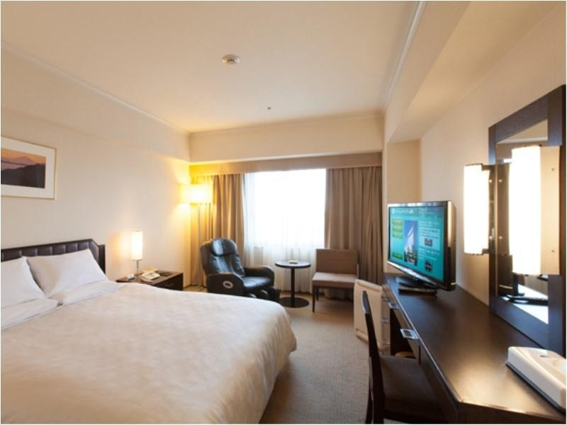 Executive Double Room with Massage Chair