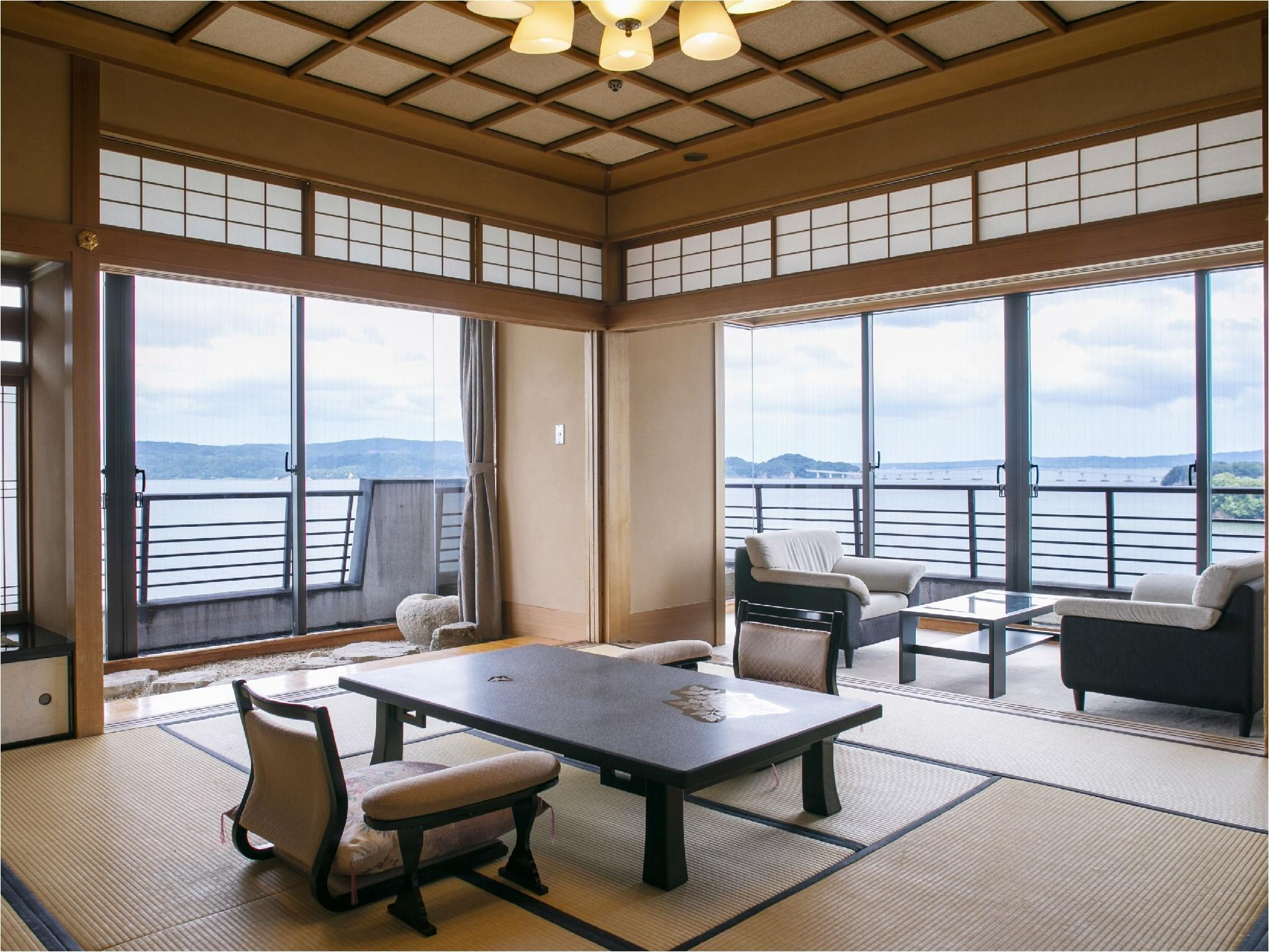 Special Japanese-style Room (Ocean Side)