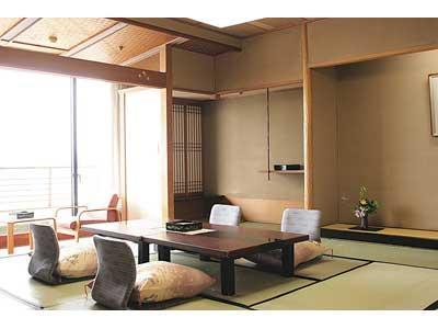 Japanese-style Room  (*Non-smoking from 2021/04/01)