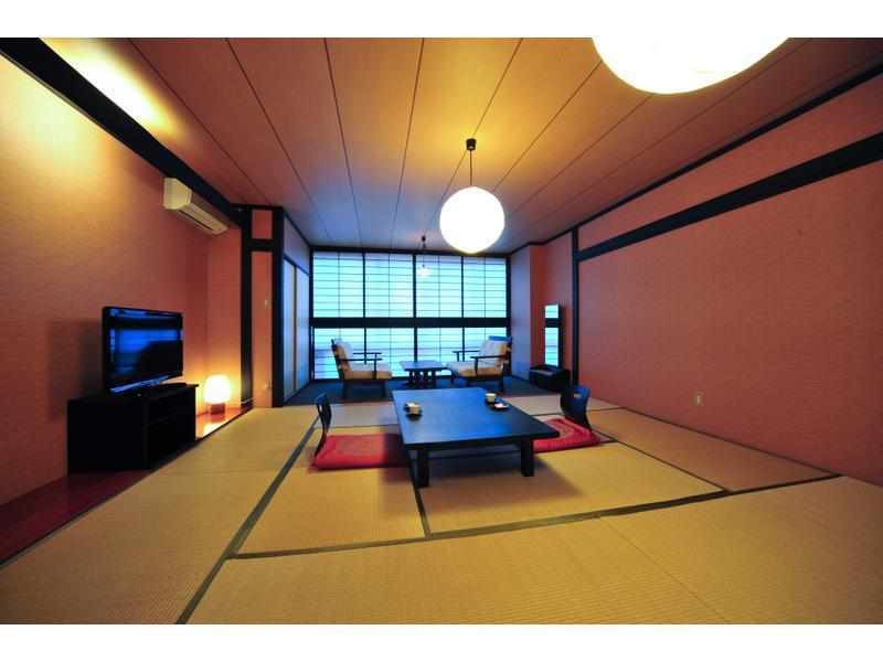 古民家风和式房(有厕所洗脸台) (Traditional Japanese-style Room *Has washroom and toilet)
