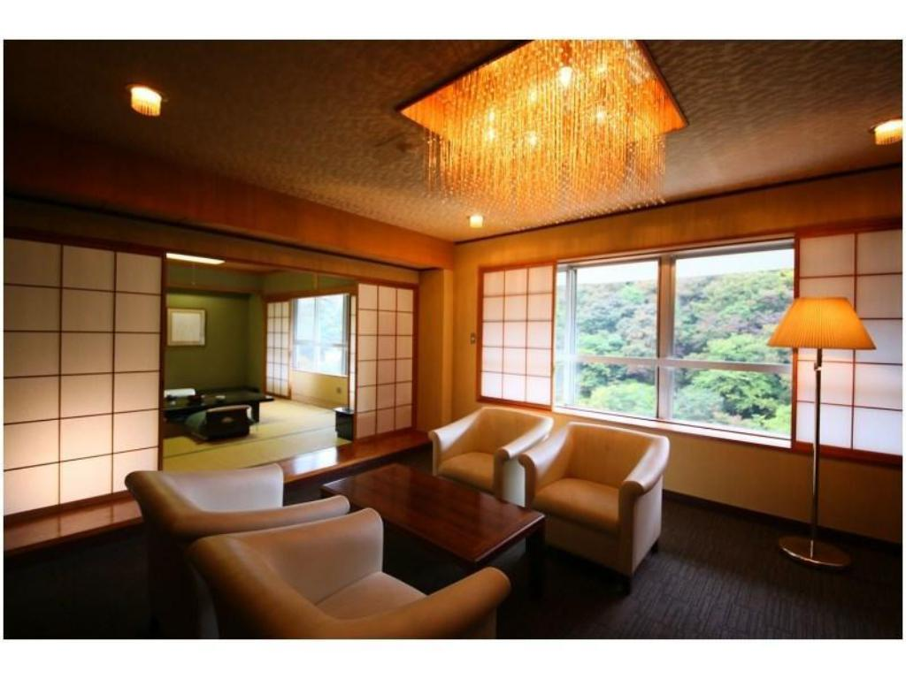 Special Japanese-style Room (Top Floor) - Guestroom