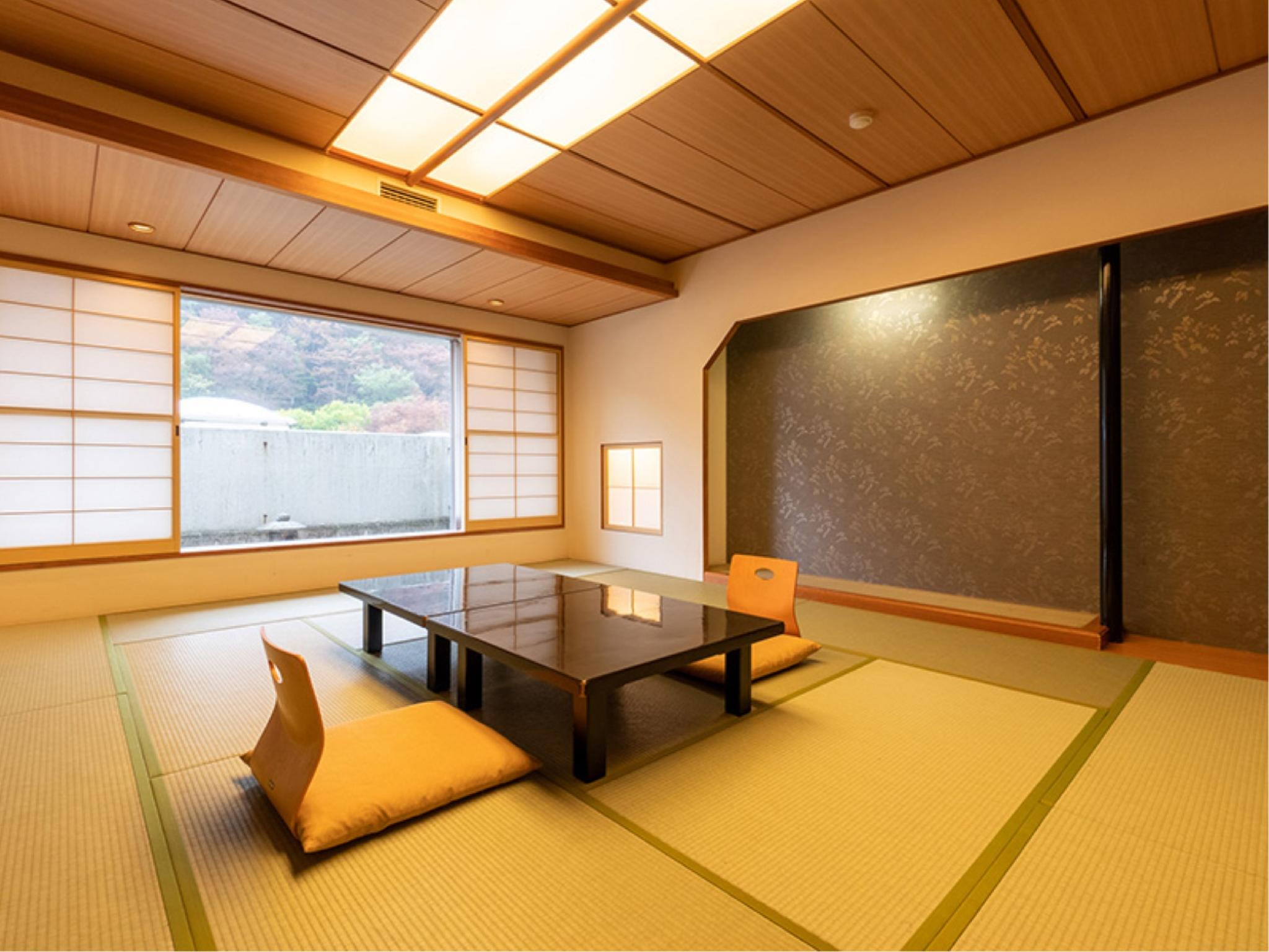 Japanese Style Room Main Building