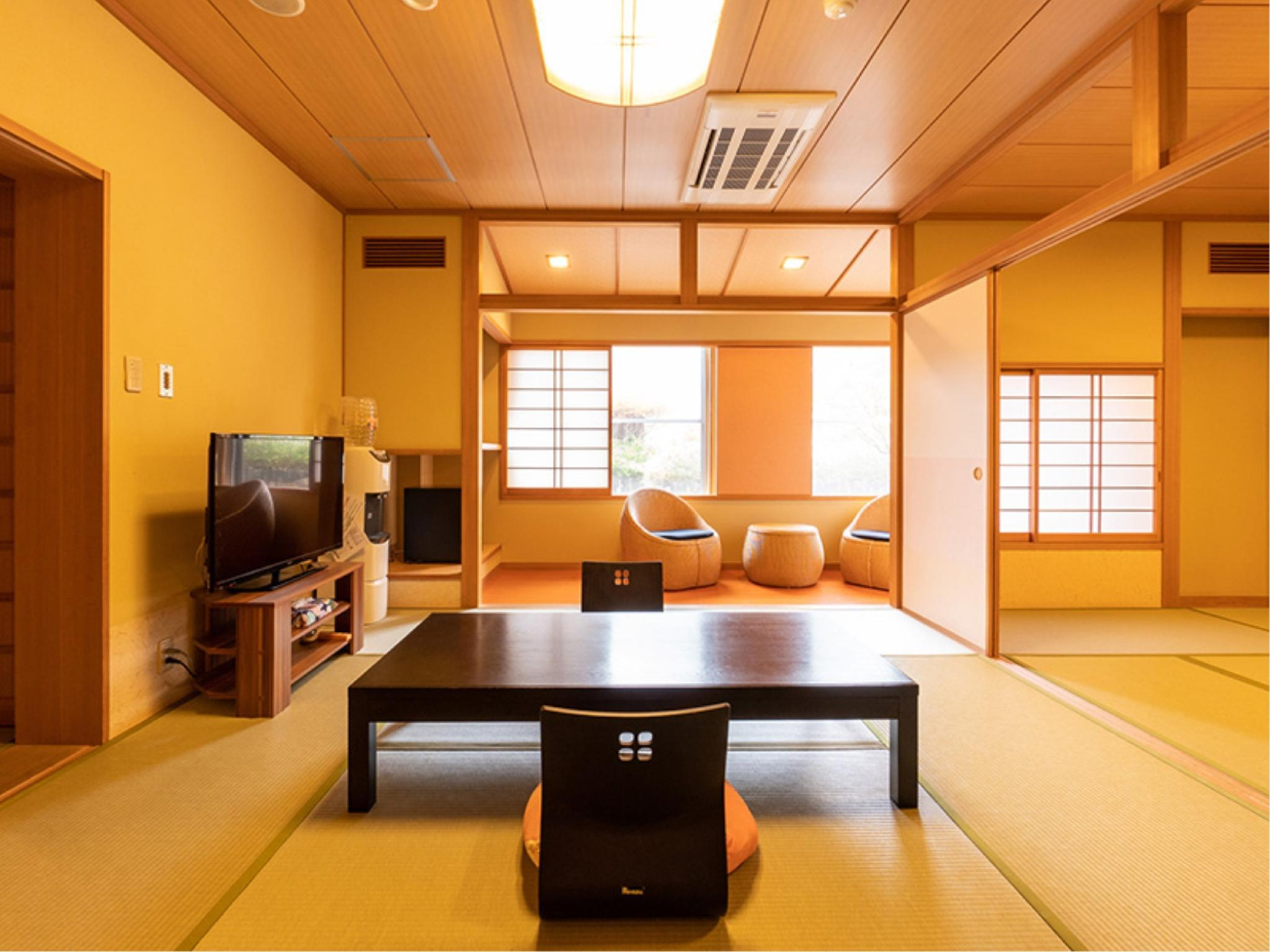Special Room with Open-air Hot Spring Bath