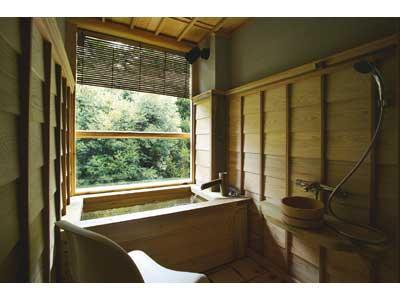 和室 (Japanese-style Room with Open-air Bath (2 Japanese Beds))