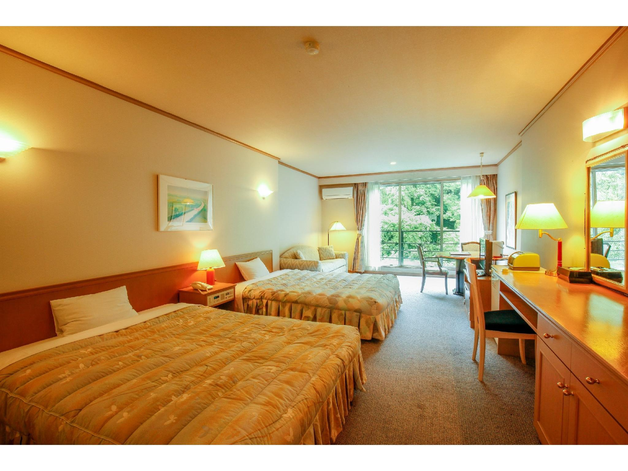 Deluxe Twin Room (Niban Wing)